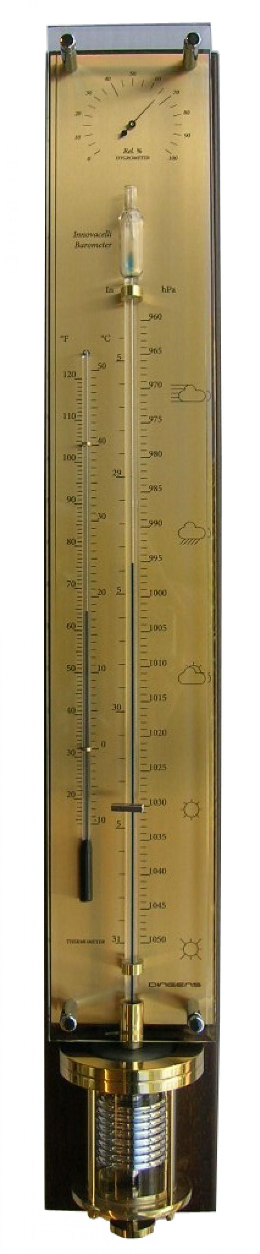 Barometer/weerstation Dingens INNOVACELLI IN712.591