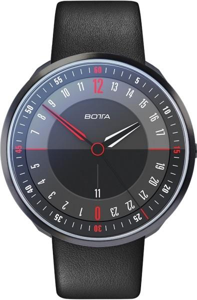 Botta Design tres 24 plus black edition 789710be quartz