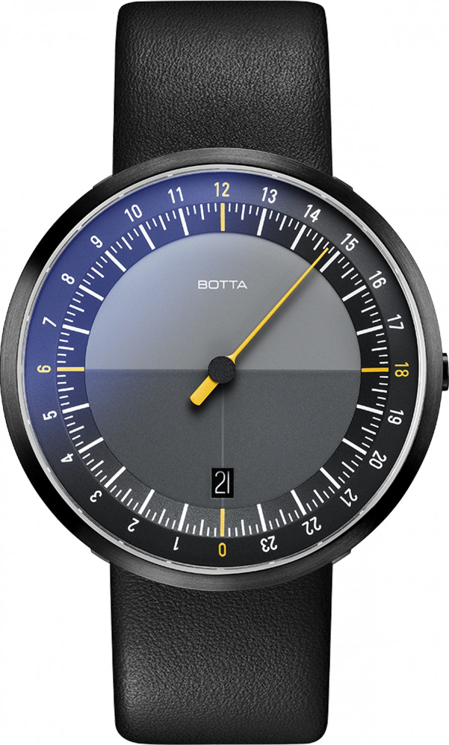 Botta Design uno24 229010be quartz 40mm