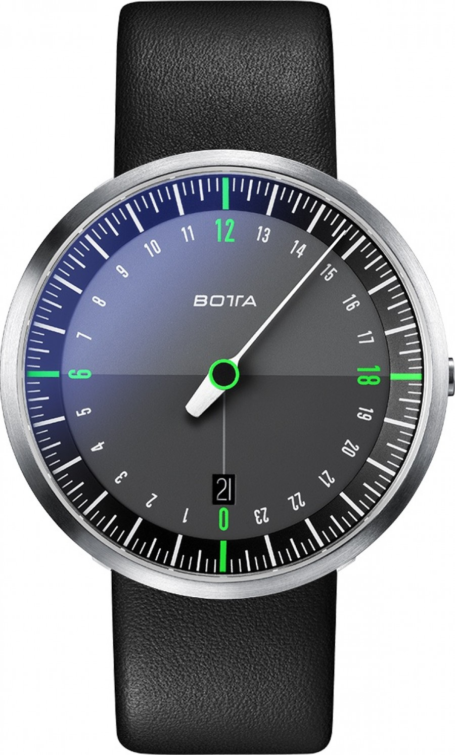 Botta Design uno 24 neo 228010 quartz 40mm