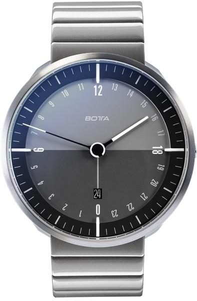 Botta Design tres 24 plus titan black 45mm