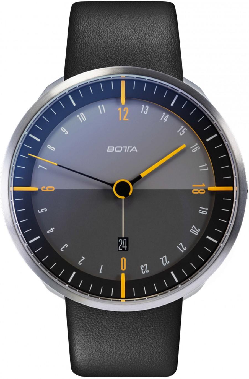 Botta Design tres 24 plus titan black/yellow 45mm
