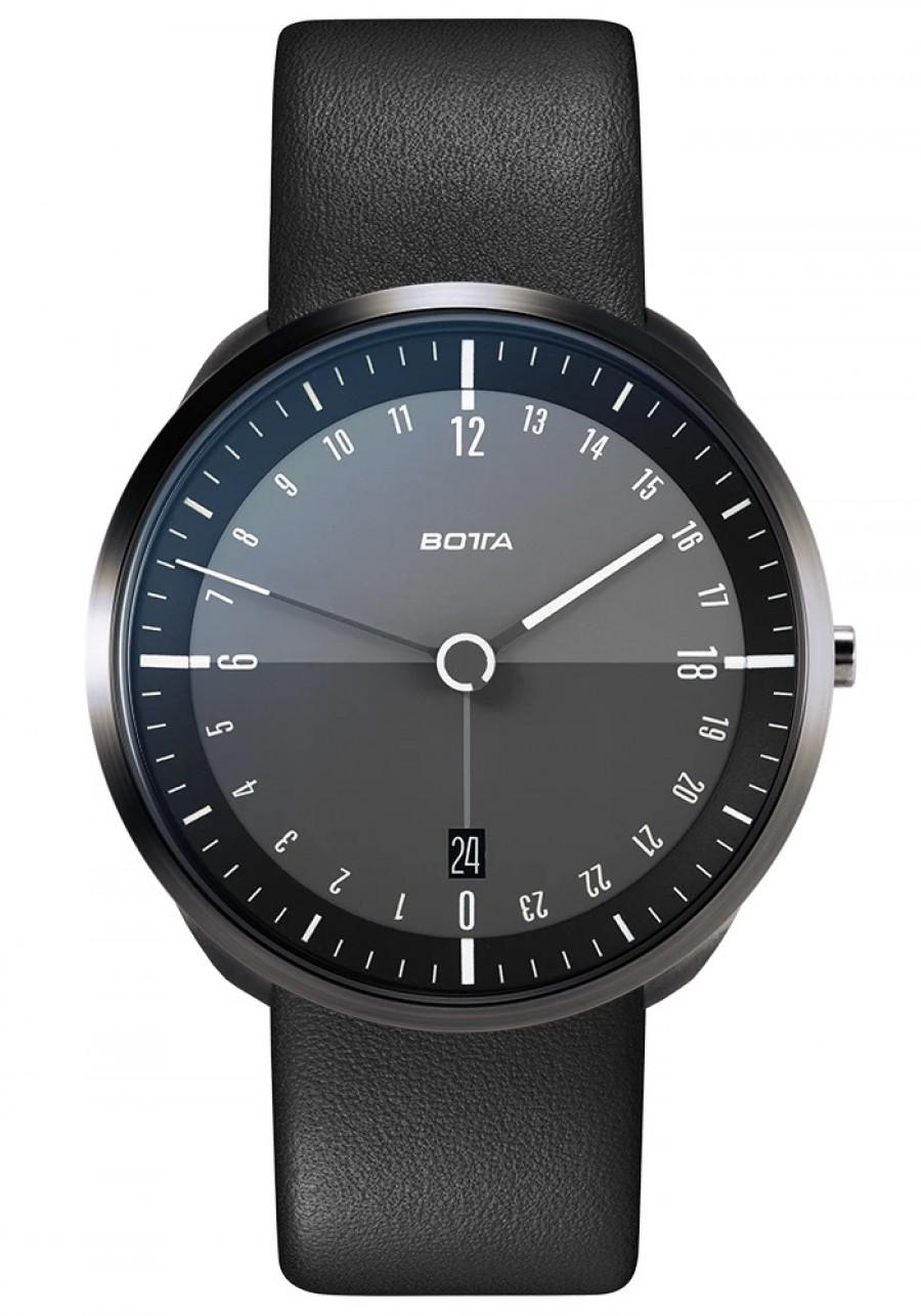 Botta Design tres 24 titan black edition 40mm