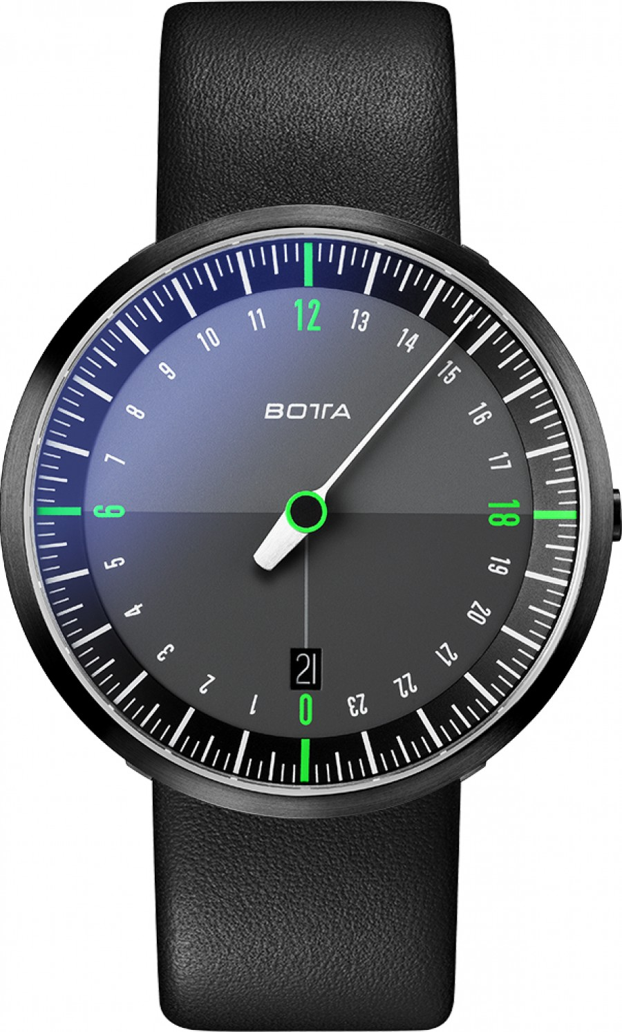 Botta Design uno 24 neo 228010BE quartz 40mm