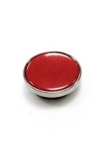 Ehinger Schwarz 1876 Charlotte Color Button rood