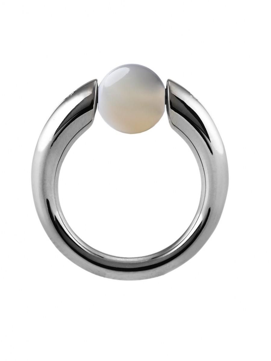Ehinger Schwarz 1876 Tipit luna ring