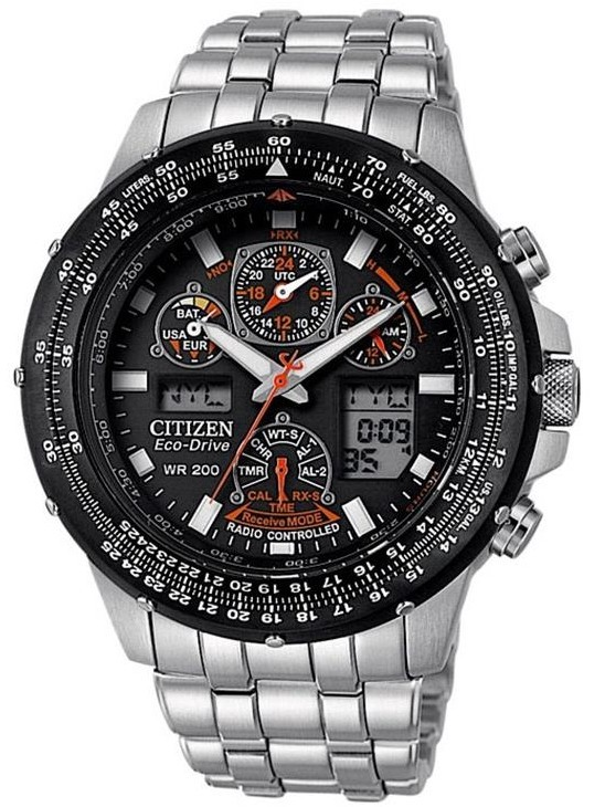 Citizen promaster sky hawk jy0020-64e