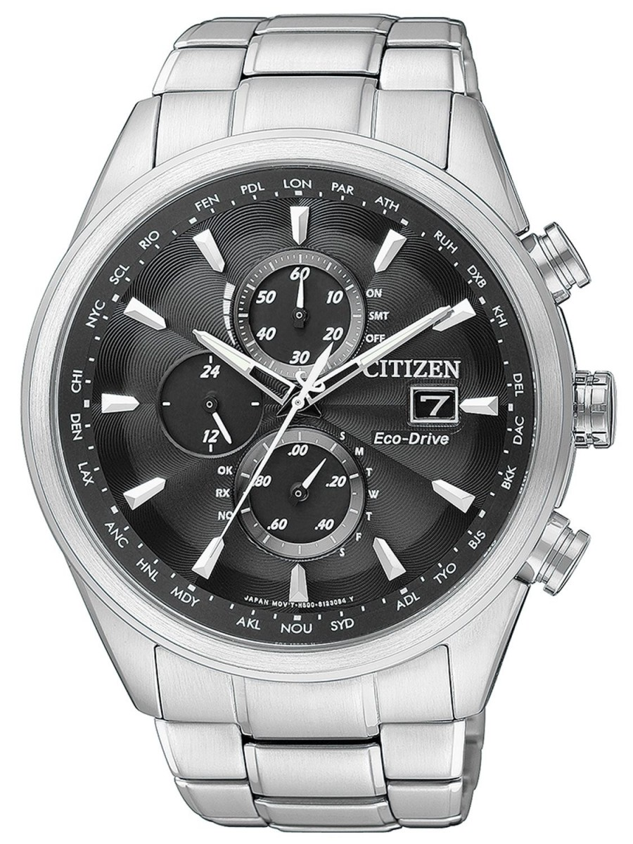 Citizen Eco-Drive Radio Controlled AT8011-55E