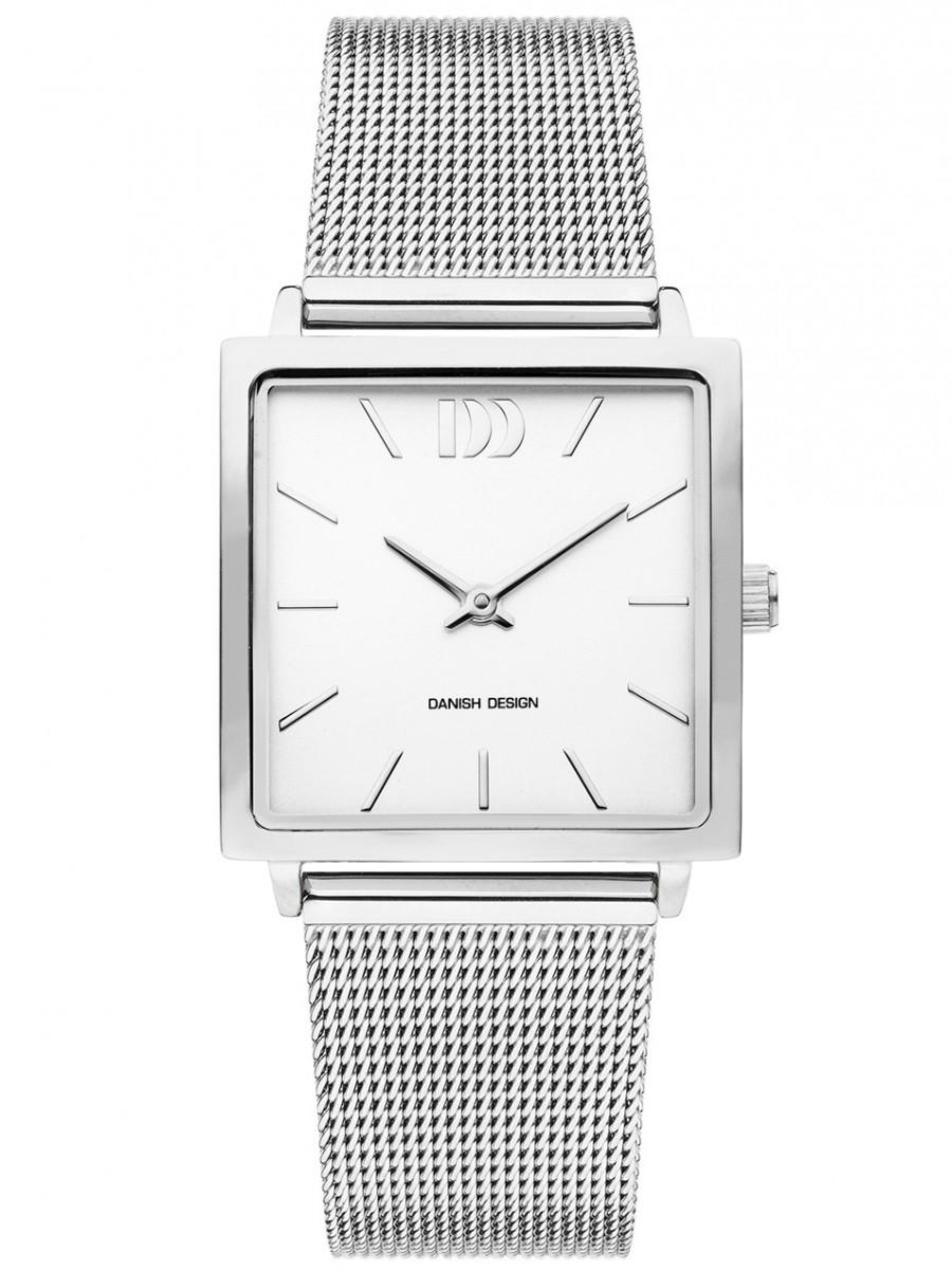 Danish Design miami silver mesh IV62Q1248