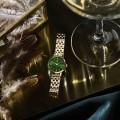 Danish Design Tidløs Akilia mini link two tone green IV90Q1268