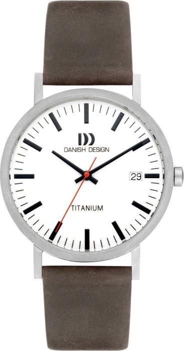 Danish Design gløbe rhine white grey date  IQ14Q1273