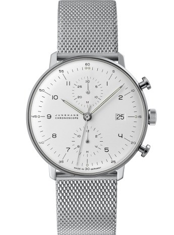 Junghans Max Bill Chronoscoop 027/4003.44