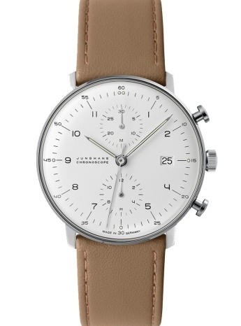 Junghans Max Bill Chronoscoop 027/4502.00