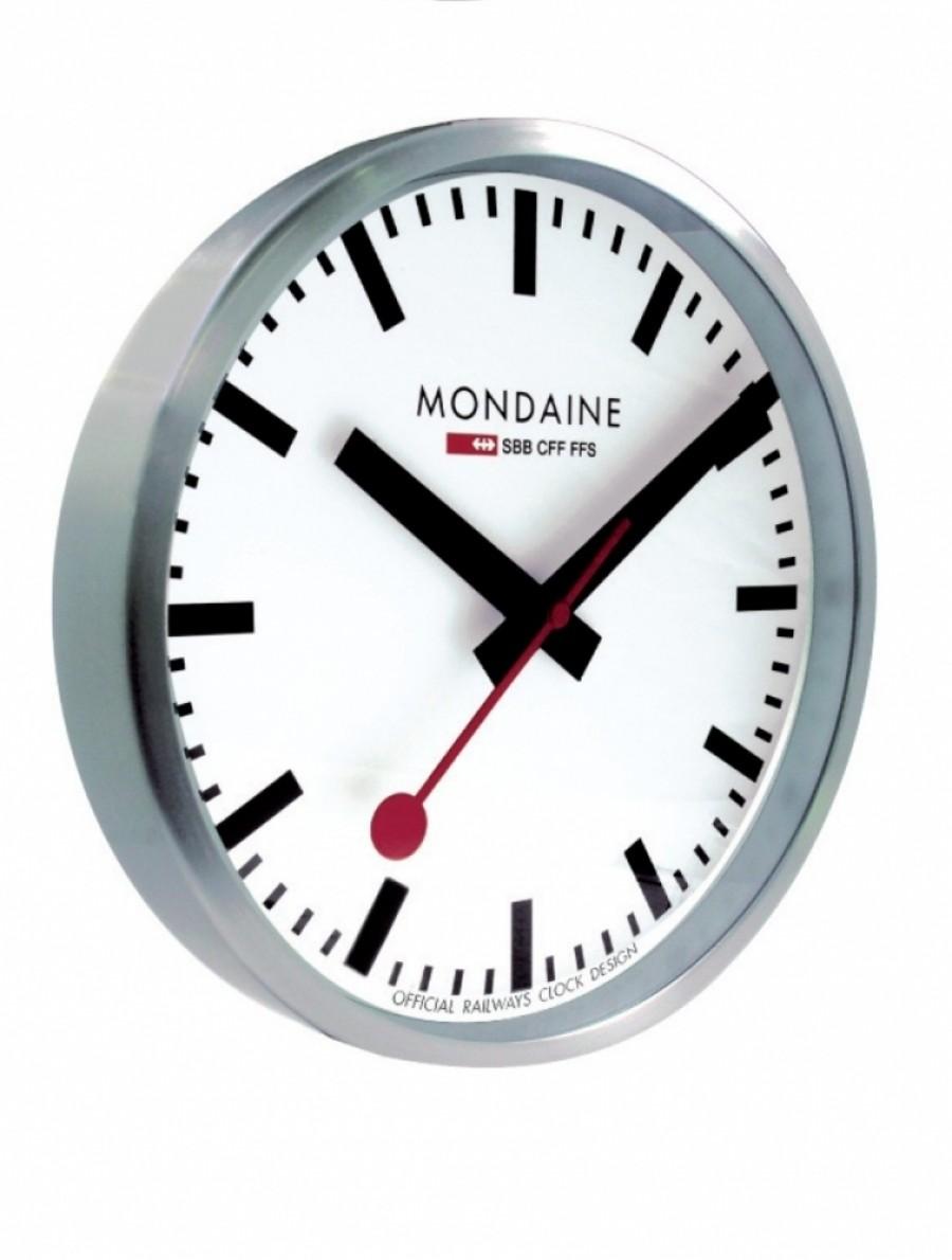 Mondaine klok 25cm A990.clock.16SBB