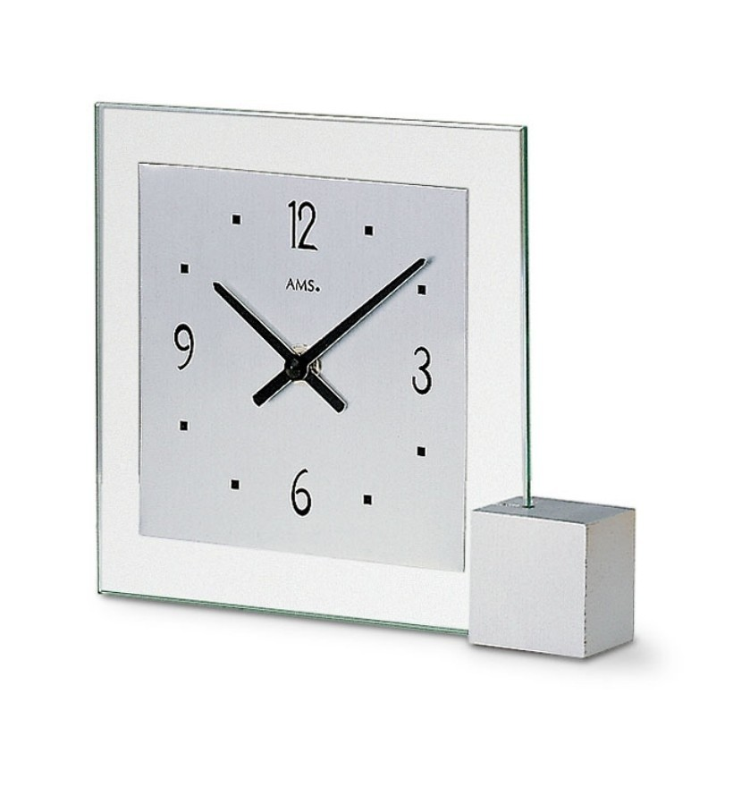 Tafelklok modern ams 102 koster rijswijk - Horloge a poser design ...