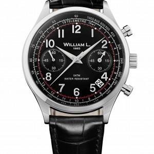 chronograph steel